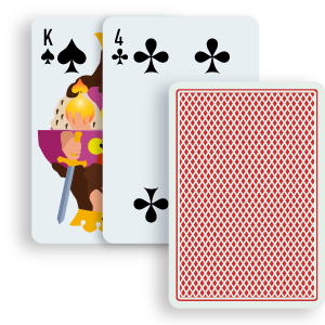 Blackjack Hit Cards