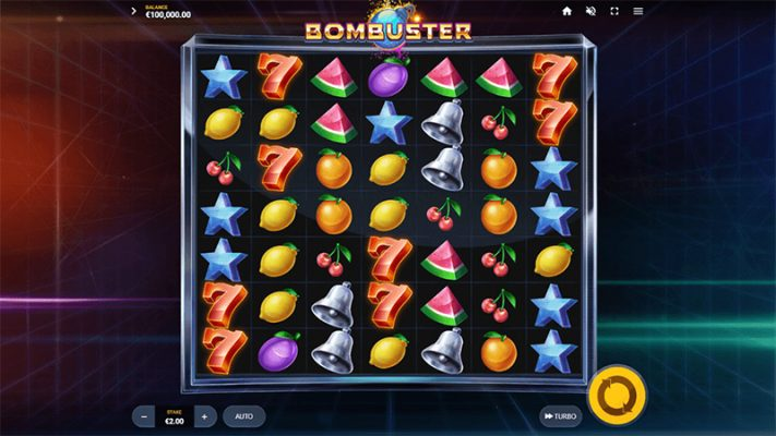 Bombuster Slot Images - CasinoTop