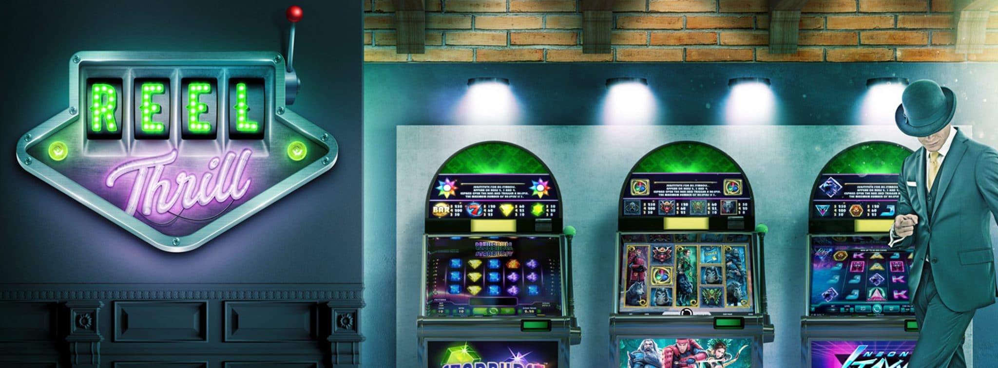Bonus Spins are Falling at Mr Green Casino element01 - CasinoTop