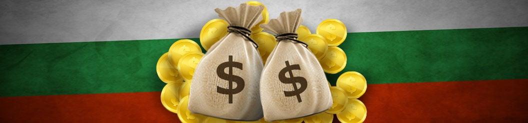 Bonuses for new customers and other promotions bulgariya