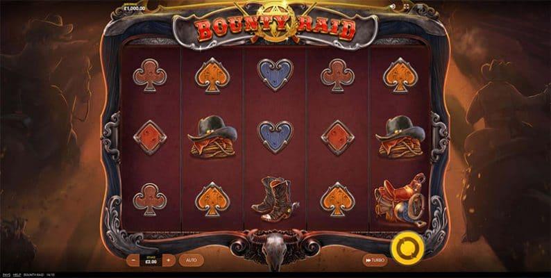 Bounty Raid Slot Screenshot - CasinoTop