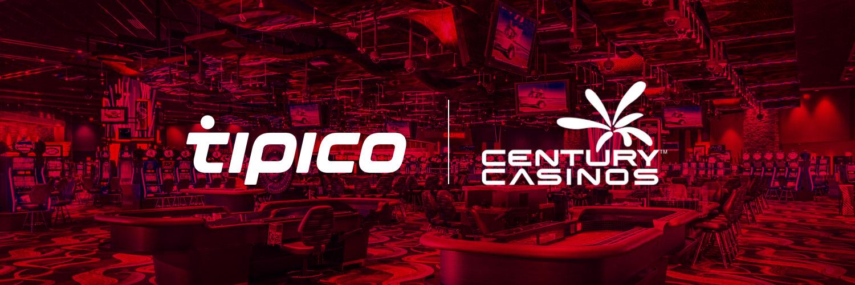 Century Casinos Partner with Tipico
