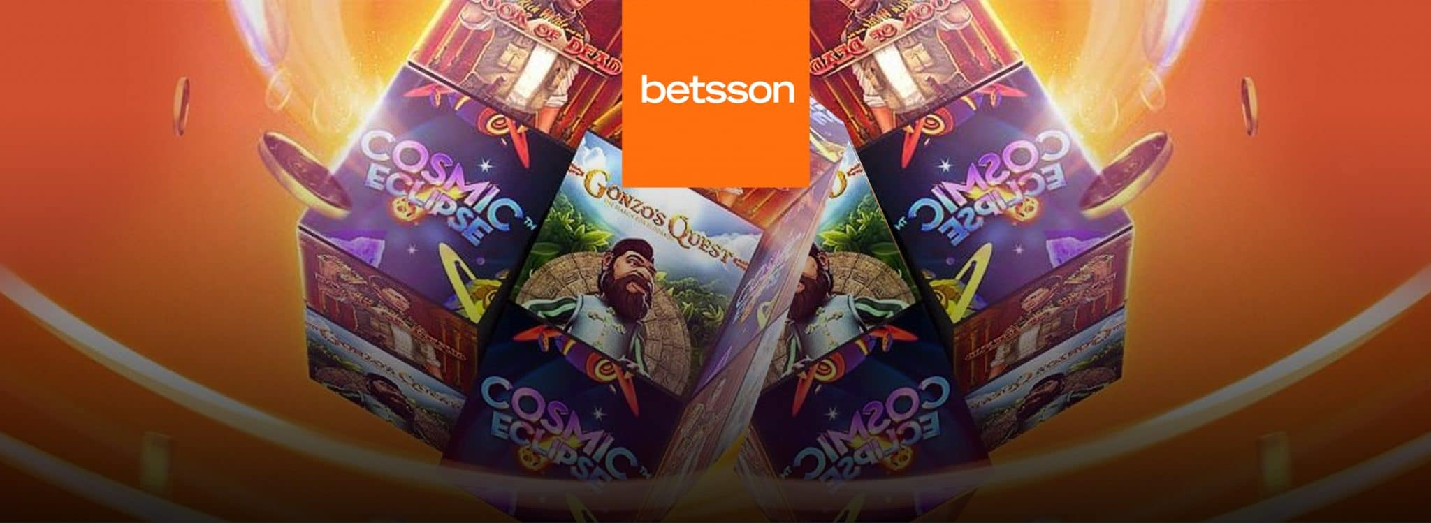 Claim Spins Every Week At The Betsson Free Spins Party!