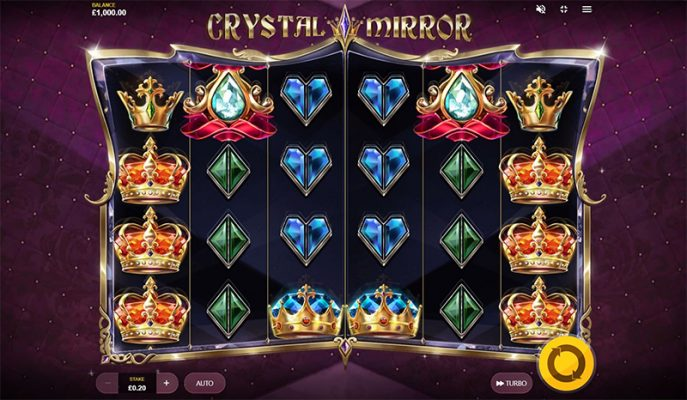 Crystal Mirror Slot Images - CasinoTop