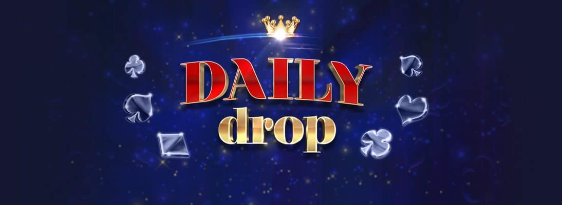 Daily Drop Jackpot from Red Tiger - Canada CasinoTop Banner 01