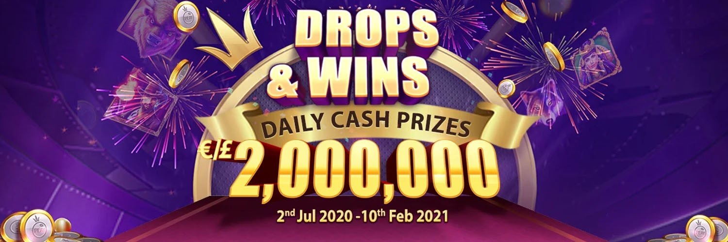 Daily Drops & Wins Network Promotion 2020 - 4 StarGames