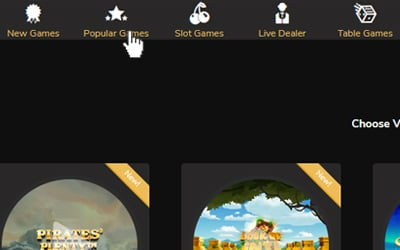 Explore the Casino image