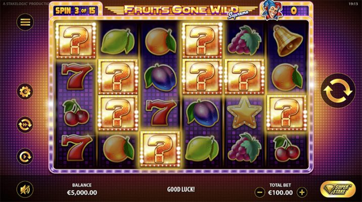 Fruits Gone Wild Supreme Slot Images - CasinoTop