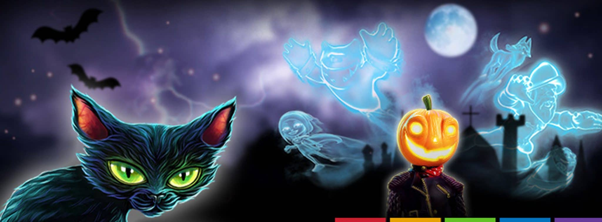Get a Halloween Welcome Bonus at SlotsMillion Casino element01 - CasinoTop
