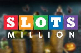 Get a Halloween Welcome Bonus at SlotsMillion Casino