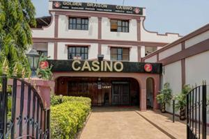 Golden Dragon Casino Tema