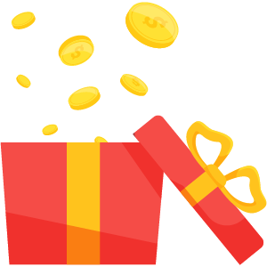 Great bonuses and promotions
