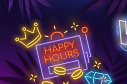 Happy Hours Tournament Series at Joo Casino