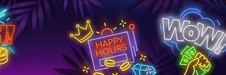 Happy Hours Tournament Series at Joo Casino