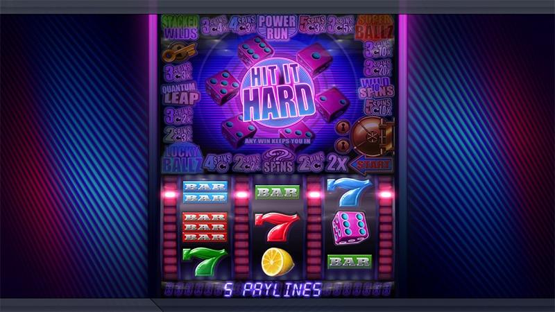 Hit it Hard Slot Screenshot - CasinoTop