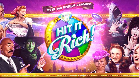Hit it rich by zynga