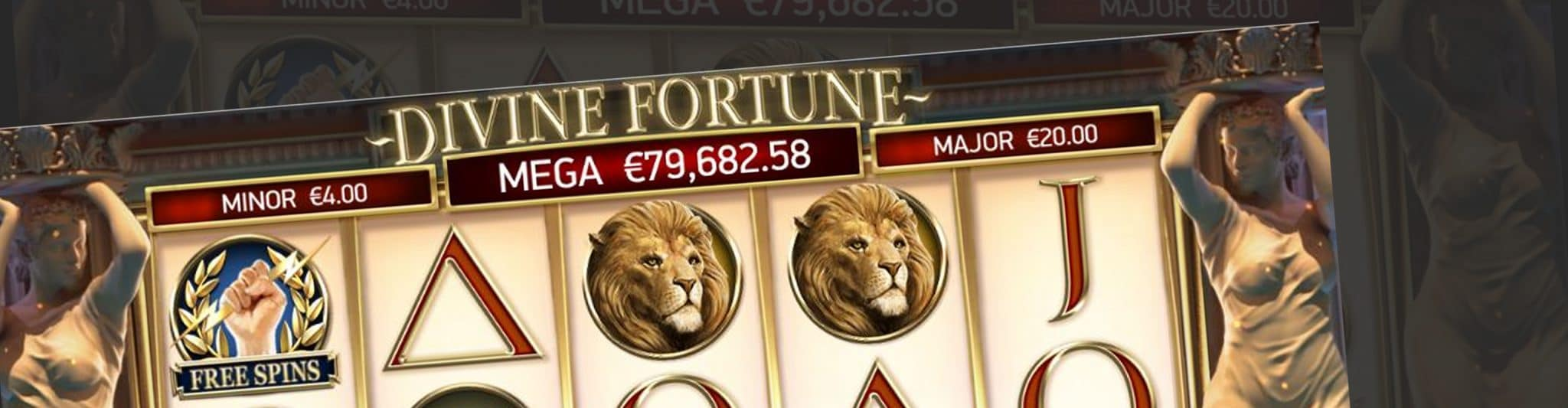 HollywoodCasino Player Wins Big on NetEnt's Divine Fortune Banner 01 - CasinoTop