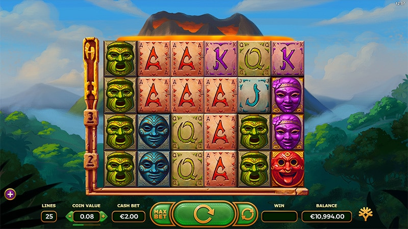Hyperburst Slot Screenshot - CasinoTop