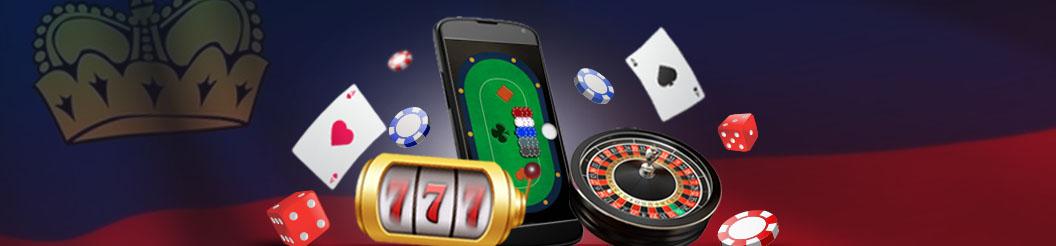 In mobilen Casinos auch unterwegs spielen