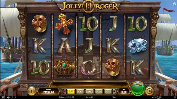 Jolly Roger 2 Slot Images - CasinoTop
