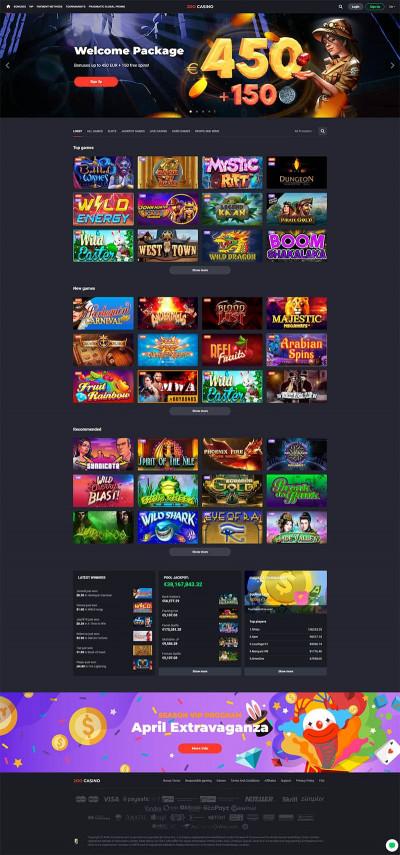 Joo Casino Screenshot