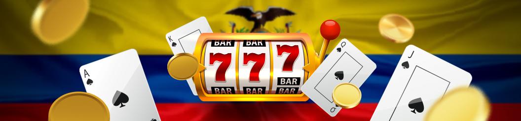 Juegos de casino en linea con dinero real en Ecuador