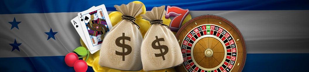 Juegos de casino online con dinero real en Honduras