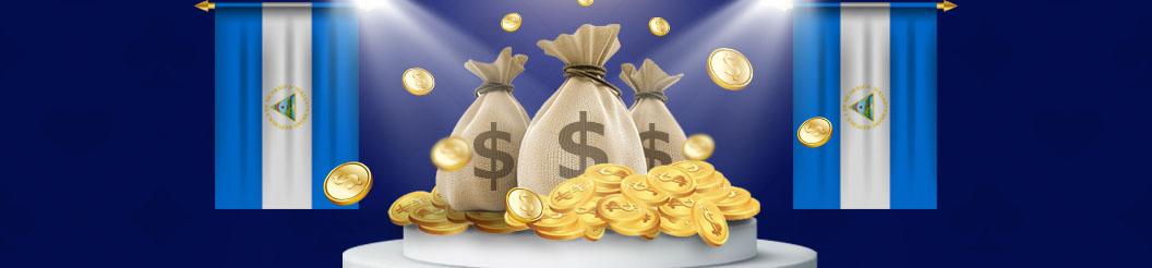 Juegos de casino online por dinero real en Nicaragua