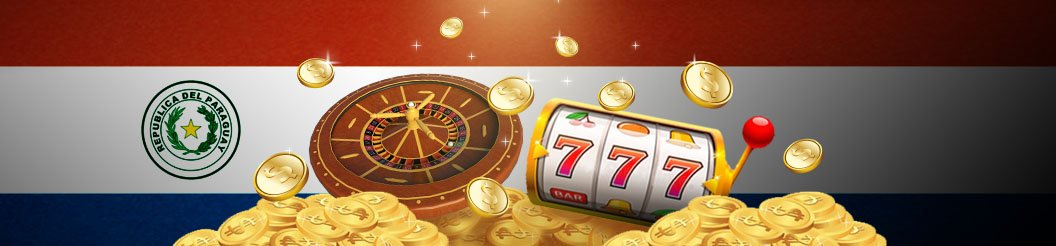 Juegos de casino online por dinero real en Paraguay