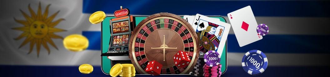 Juegos de casinos online disponibles Uruguay