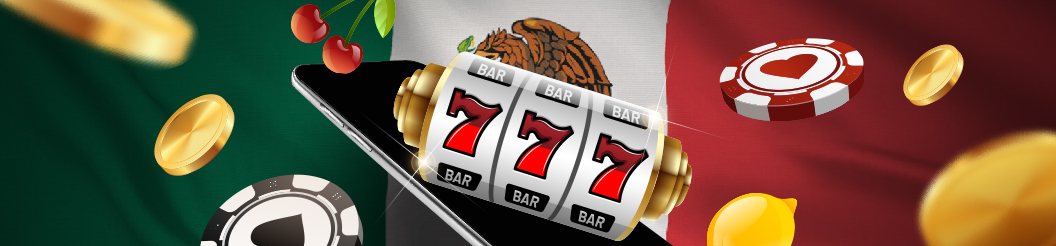 Juegos en casinos online desde el celular en Mexico