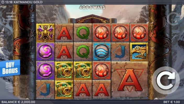 Katmandu Gold Slot Images - CasinoTop