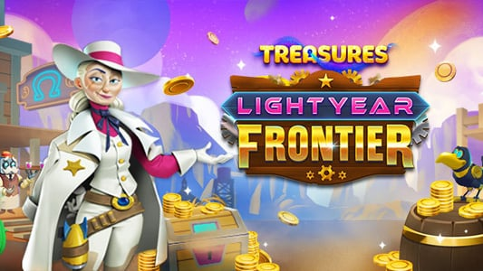 Light year frontier game by big fish casino