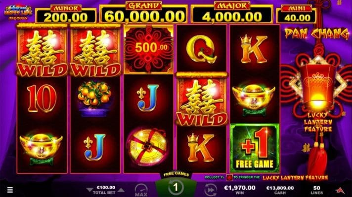 Long And Happy Life Slot Images - CasinoTop