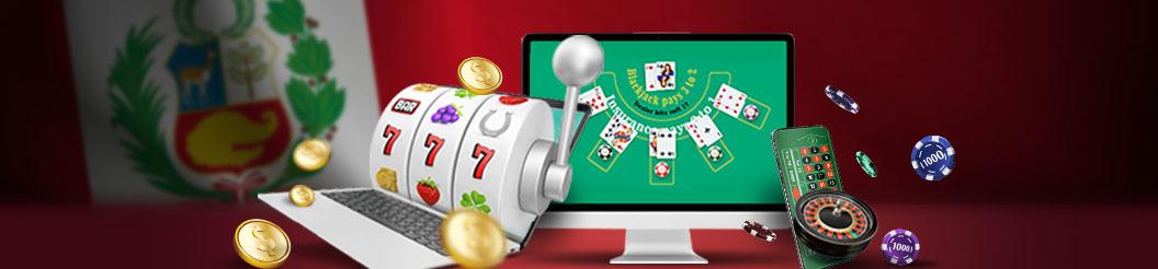 Los casinos online para jugadores del Peru