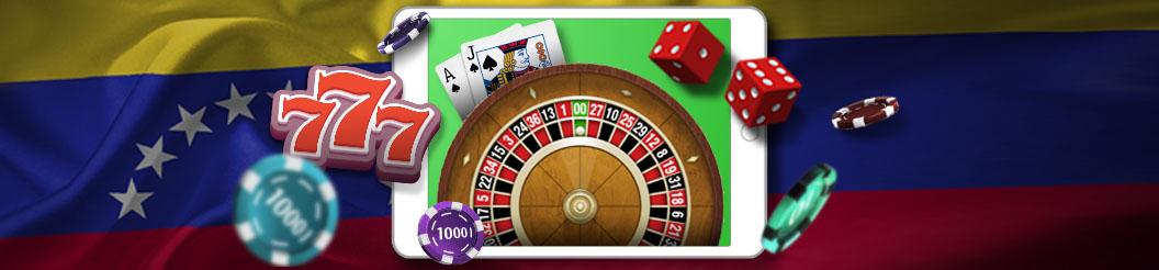 Los mejores casinos online para jugadores de Venezuela