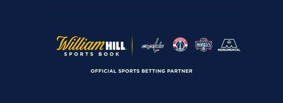 Monumental Teams Up With William Hill to Open the First-Ever Sportsbook in a Professional Sports Venue - Canada CasinoTop Banner