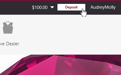 Make a Deposit casino image