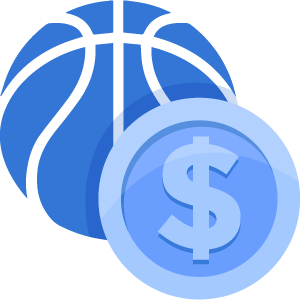 Markets and bet types NBA icon