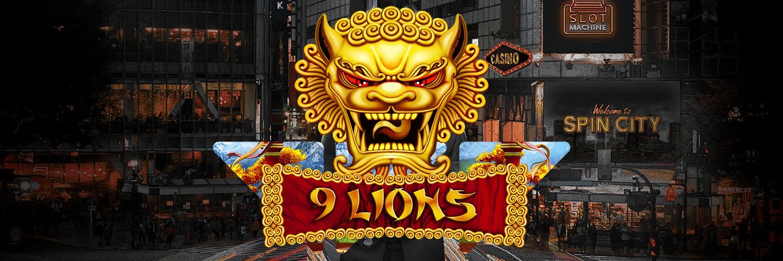 Massive Win on Wazdan's 9 Lions at King Johnnie