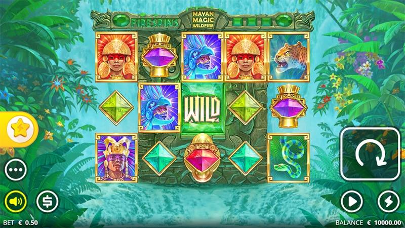 Mayan Magic Slot Images - CasinoTop