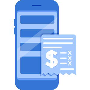 Mobile and App Betting icon