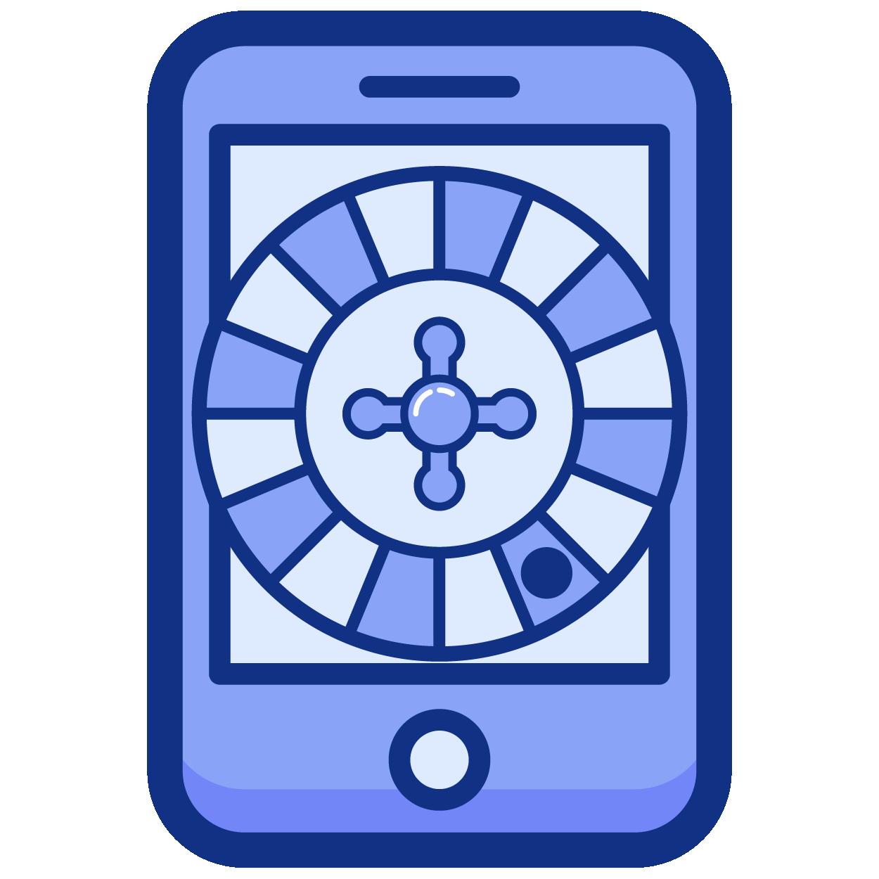 Mobiles Spielen icon