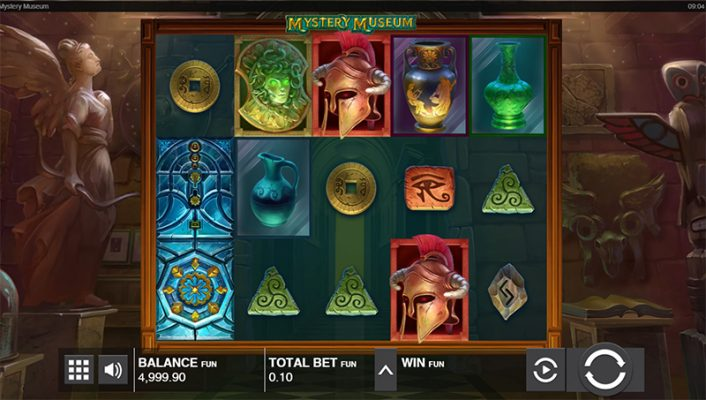 Mystery Museum Slot Images - CasinoTop