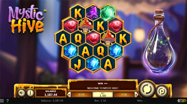 Mystic Hive Slot Images - CasinoTop