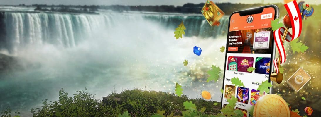 October Missions With A C$15,000 Prize Pool At LeoVegas! - Canada CasinoTop Banner