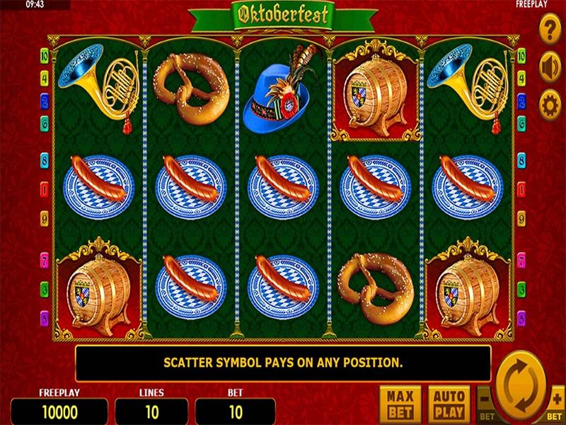 Oktoberfest Slot Images - CasinoTop