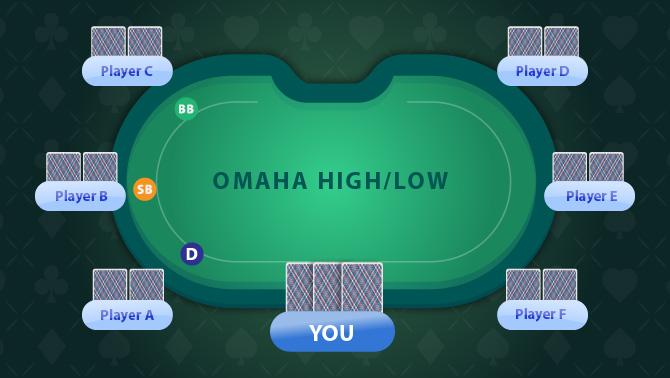 Omaha HighLow