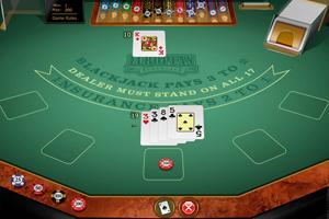 Online Mobile European Blackjack