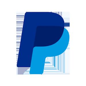 PayPal logo transparent